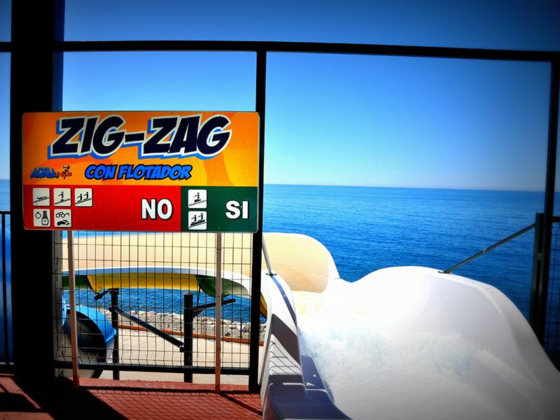 ZIG-ZAG CON ROSCOS